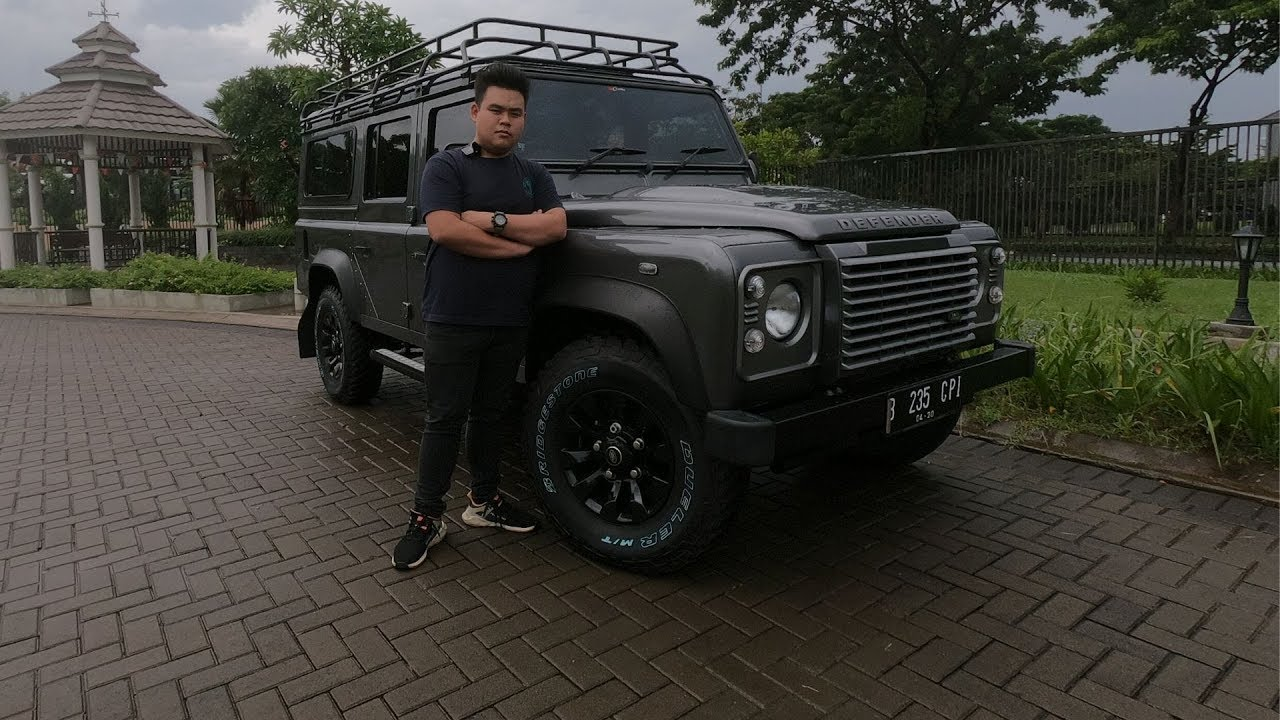 Land Rover Defender 110 Station Wagon 2015 Review and Test ...