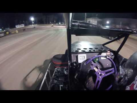 Jack Kassik Mini Sprint B-Main 4/1/17 @ Lemoore Raceway