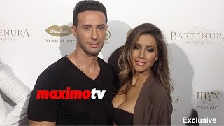 Asifa Mirza & Bobby Panahi | OK! Pre Grammy Party 2015 | Red Carpet