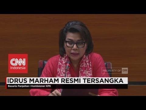 FULL- Resmi! Idrus Marham Jadi Tersangka Oleh KPK
