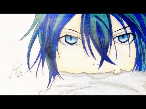 【Speed Drawing】Noragami --