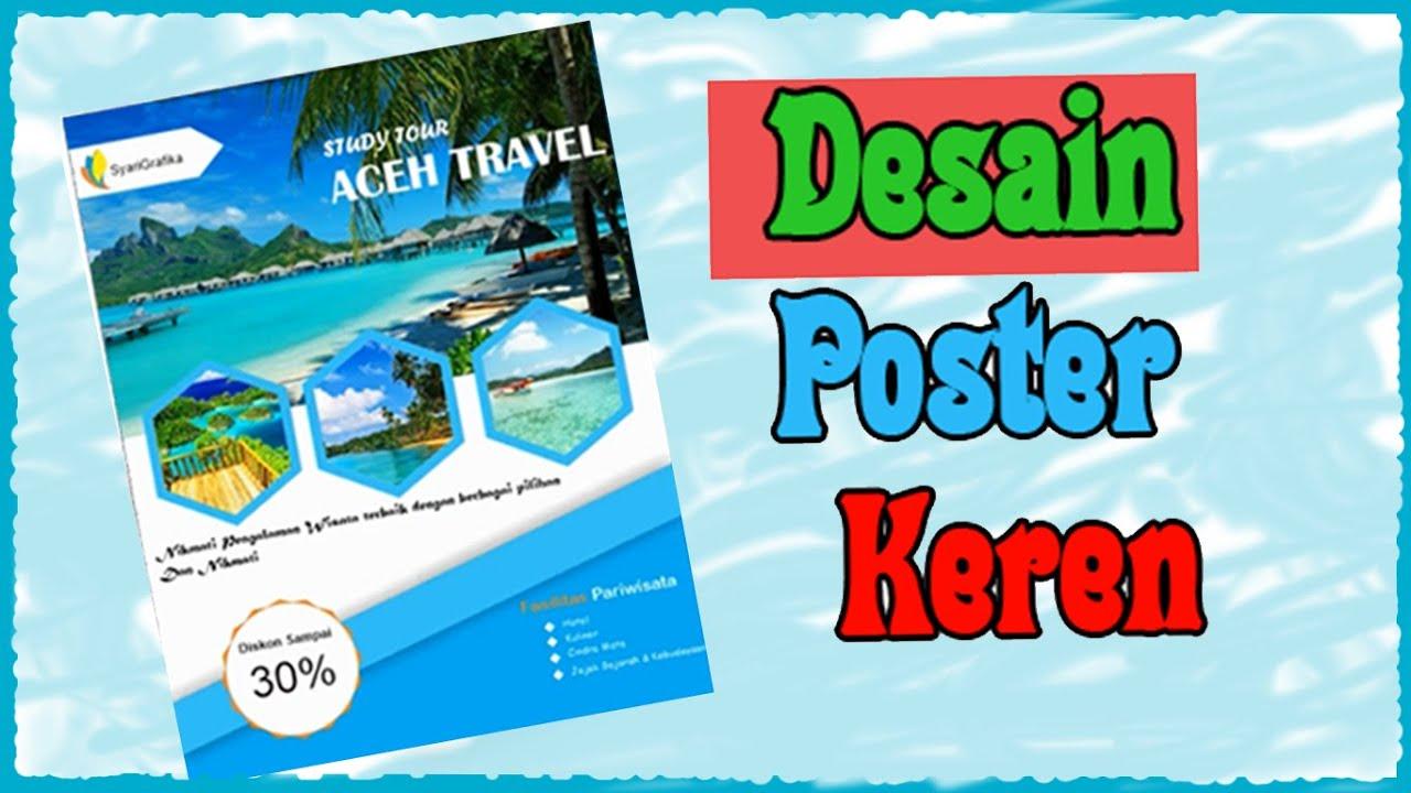 33+ Download Gambar Poster Wisata Terlengkap | Postercov