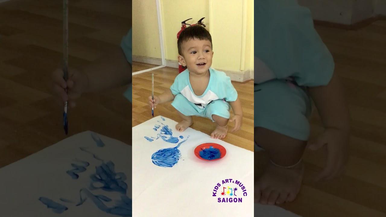 Lớp dạy vẽ cho bé tại Hải phòng và HCM có gì vui vậy bố mẹ? | Tổng quát những kiến thức về lớp dạy vẽ cho trẻ em ở tphcm đầy đủ nhất