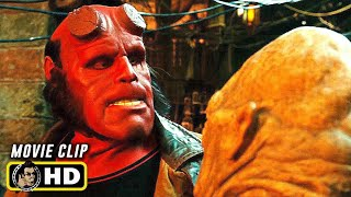 HELLBOY II (2008) The Troll Market [HD] Ron Perlman