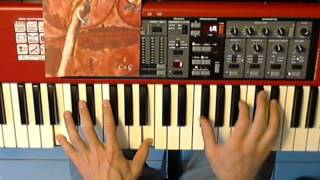 The Great Escape (Patrick Watson) - Piano and song cover