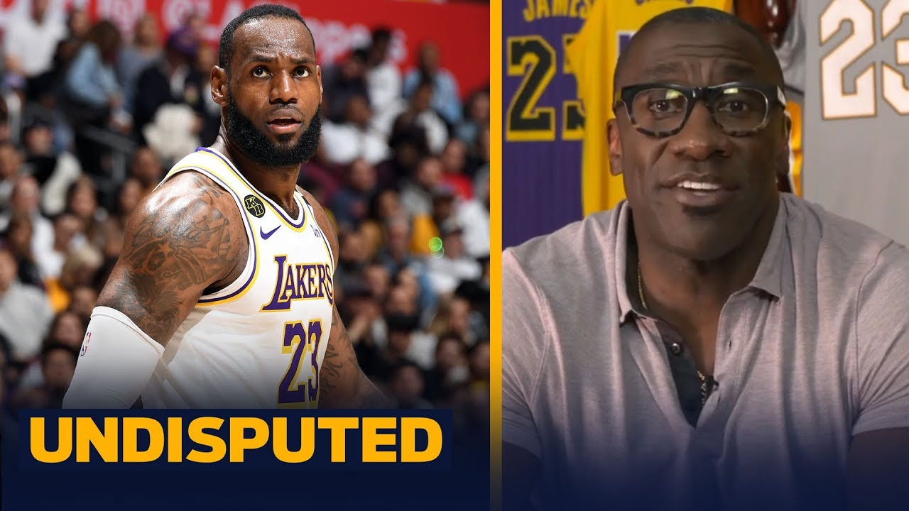 LeBron is going to win the title this year, and repeat next year — Shannon Sharpe | NBA