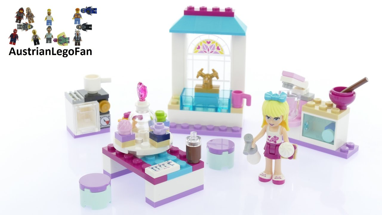 Lego Friends Cakes Images
