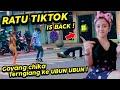 Ratu Tiktok Is Back Joget Tiktok Viral Terngiang Ngiang Di Lampu Merah Part   Viral  Mp3 - Mp4 Download