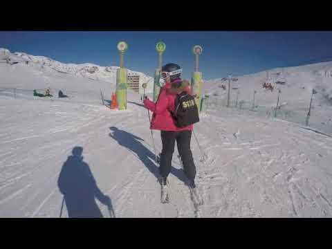 Kim & B.a's Ski Trip 2017
