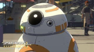 The Search for Kaz | Star Wars Resistance | Disney Channel