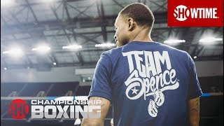 Errol Spence Jr.: The Homecoming | June 16 on SHOWTIME
