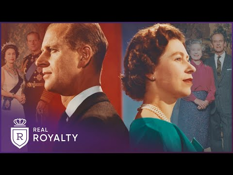 The Love Story of Queen Elizabeth II and Prince Philip | 50 Glorious Years | Real Royalty