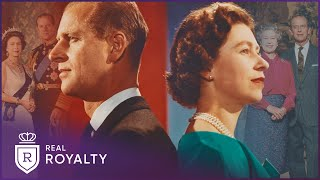 The Love Story Of Prince Philip & Queen Elizabeth | 50 Golden Years | Real Royalty