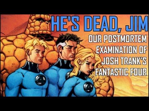 Postmortem of Josh Trank's Fantastic Four
