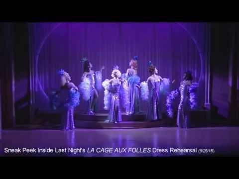 Goodspeed's La Cage Aux Folles: Sneak Peek Inside Dress Rehearsal