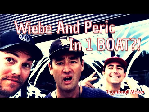 Aaron Wiebe ( Uncut Angling ) and Alex Peric ( apbassing ) Drop in for some fishing!