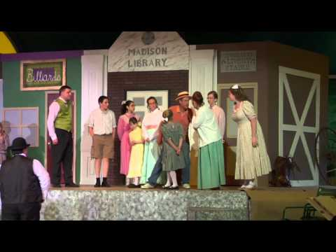 Music Man at Corn Stock Theatre