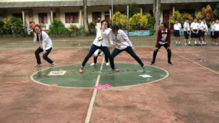 Dancer SMP Pax Christi Manado - (Valentine Day & Peristiwa Merah Putih)