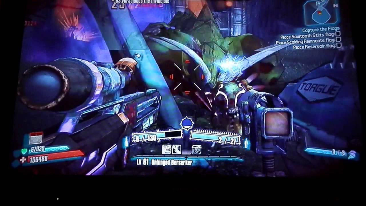 FINALLY soled all the raid bosses! [Vorac vid] - Borderlands