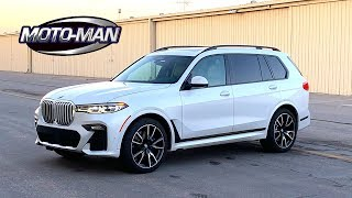 2019 BMW X7: It's not a BMW . . . . . . . FIRST DRIVE REVIEW