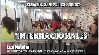 Internacionales | Zumba® | Zin 72 | Liza Natalia Official Brand Ambassador Zumba® Indonesia