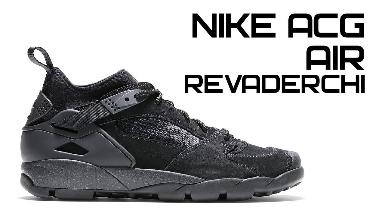 newest 0f35a c7ecc Обзор кроссовок Nike ACG Air Revaderchi