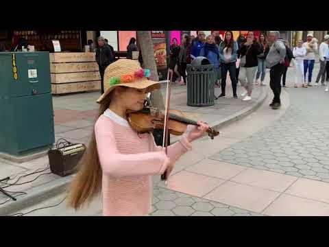 Let It Go from Frozen - Karolina Protsenko - Disney - Violin Cover