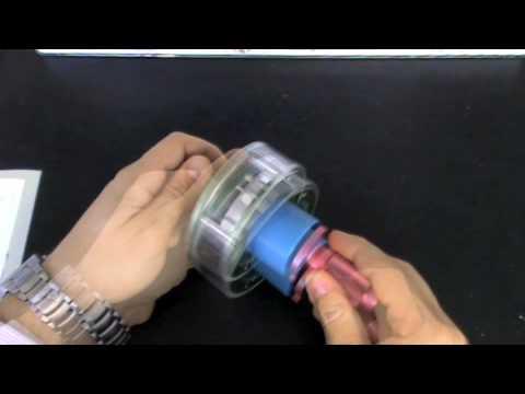 SSS Clutch Hand Model - Overrunning Clutch design thumbnail