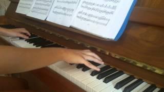 Мой ласковый и нежный зверь piano