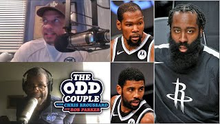 Rob Parker - Lakers Have ALREADY LOST the NBA Finals With James Harden Joining Brooklyn