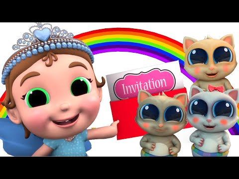 Little Princess Song and More!   5 Little Babies