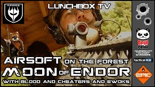 FIRETEAM KRONOS AIRSOFT GAMEPLAY WITH CHEATERS AT APOCALYPSE, UK - 05/07/2015