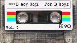 B-Boy Soji - For B-Boyz Vol. 3 - 2