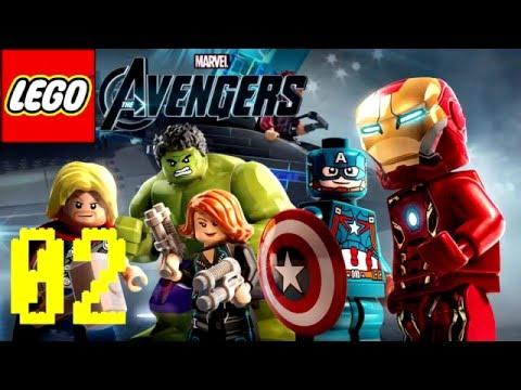 [Let's Play] LEGO Marvel's Avengers - Ep. 2 : Le coup du milkshake! :D  [FR]