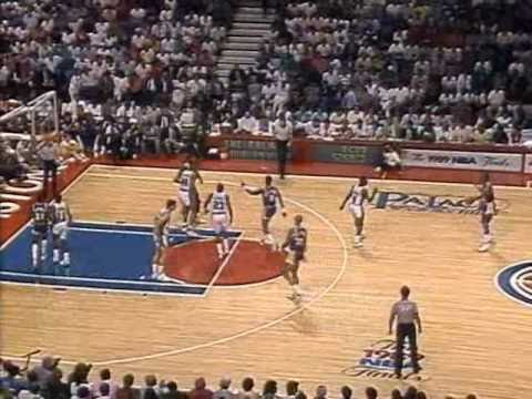 1989 NBA Finals: Lakers at Pistons, Gm 1 part 2/12