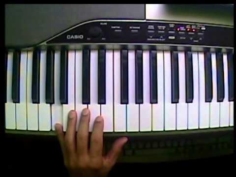 Dynamite  Taio Cruz Piano Tutorial Part One