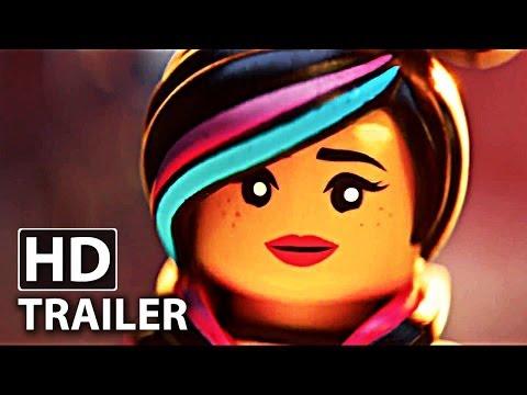 THE LEGO MOVIE - Trailer 2 (Deutsch | German) | HD