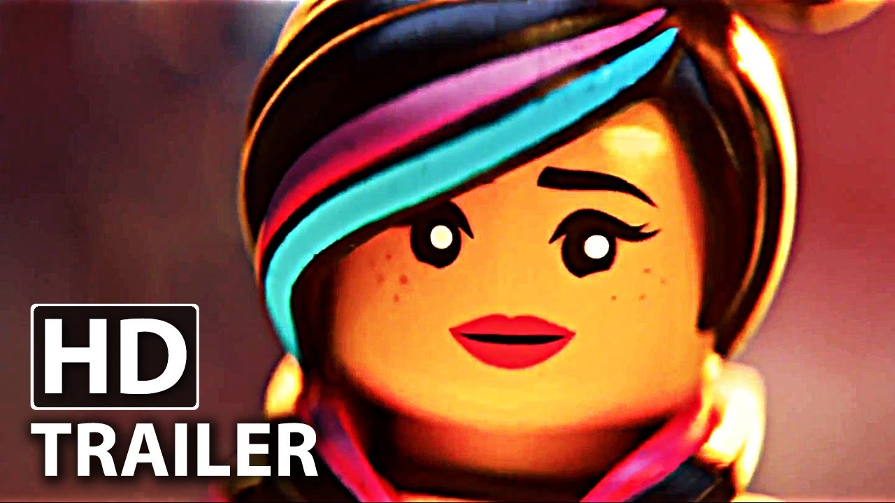 THE LEGO MOVIE - Trailer 2 (Deutsch | German) | HD