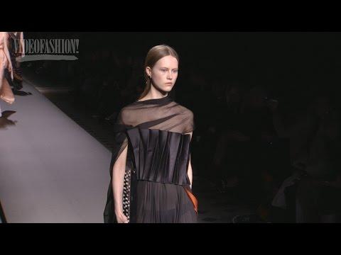 Vionnet - Fall 2016 - Paris Fashion Week - Videofashion News