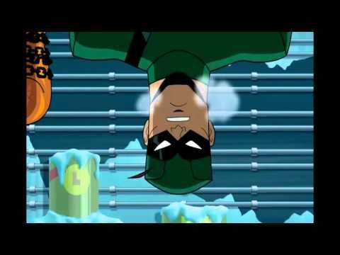 Jesus Rondon la voz de Flecha Verde