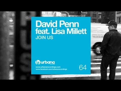 David Penn feat. Lisa Millett - Join Us (Soulful Mix)