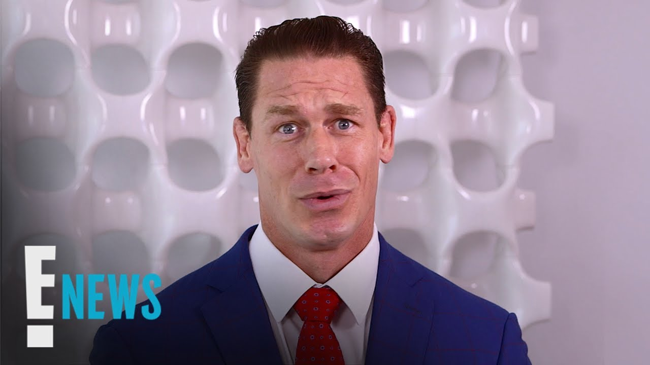 John Cena Answers Rapid Fire Questions