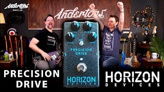 A New Pedal from the Djod Father of Djent... The Precision Drive