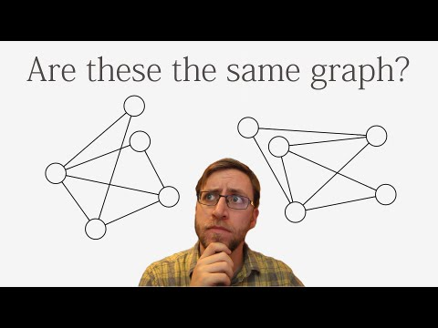 Graph Isomorphism Explained + a Game to Play!