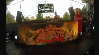 David Rodigan 20 min DJ Set live from RBMA x Major Lazer at Notting Hill Carnival 2012