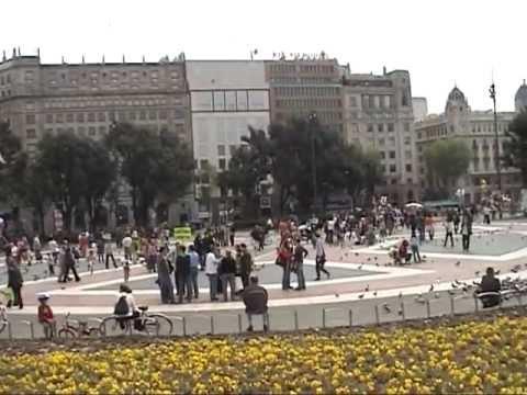 Barcelona Catalonia Square