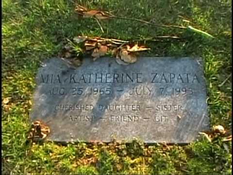 MIA ZAPATA Gravesite