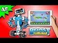 Lego BOOST Creative Toolbox 17101: VERNIE the Robot Speed Build & Review