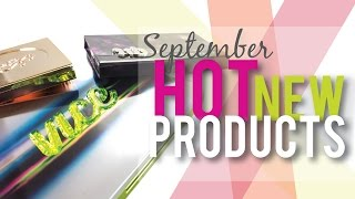 Hot New Beauty Products - September 2014 |  Makeup Geek