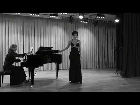 Snyatovskaya Anastasiya  Aria Liu Da Opera Turandot